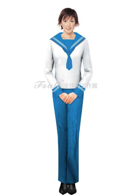 海军时尚制服